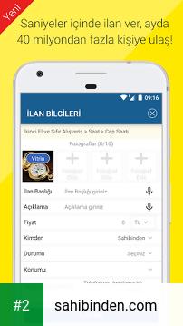sahibinden.com apk screenshot 2