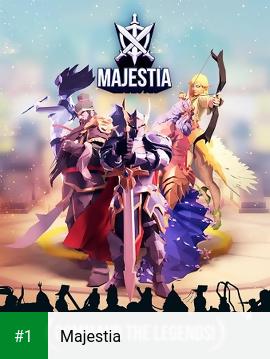 Majestia app screenshot 1