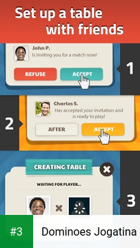 Dominoes Jogatina app screenshot 3