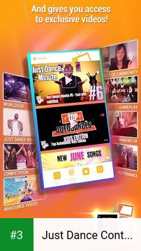 Just Dance Controller app screenshot 3