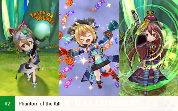 Phantom of the Kill apk screenshot 2
