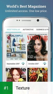 Texture app screenshot 1