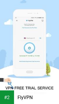 FlyVPN apk screenshot 2