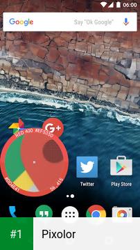 Pixolor app screenshot 1