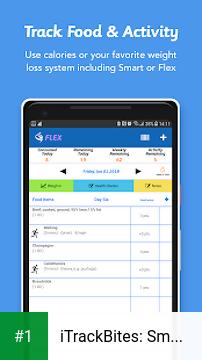 iTrackBites: Smart Weight Loss app screenshot 1