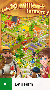Let's Farm app screenshot 1