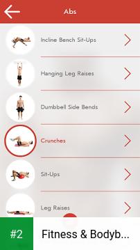 Fitness & Bodybuilding apk screenshot 2