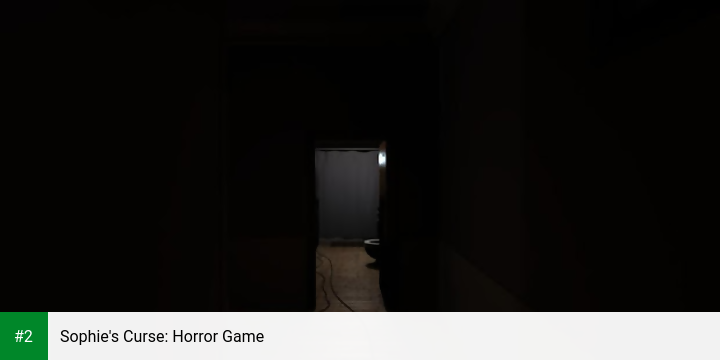 Sophie's Curse: Horror Game apk screenshot 2