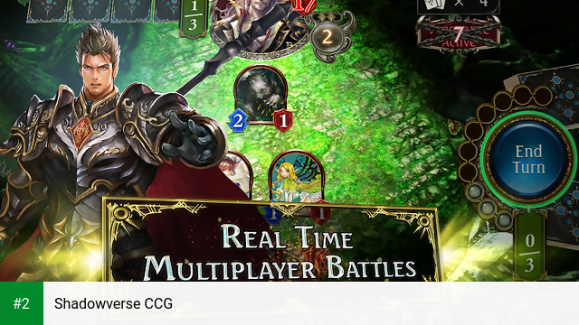 Shadowverse CCG apk screenshot 2