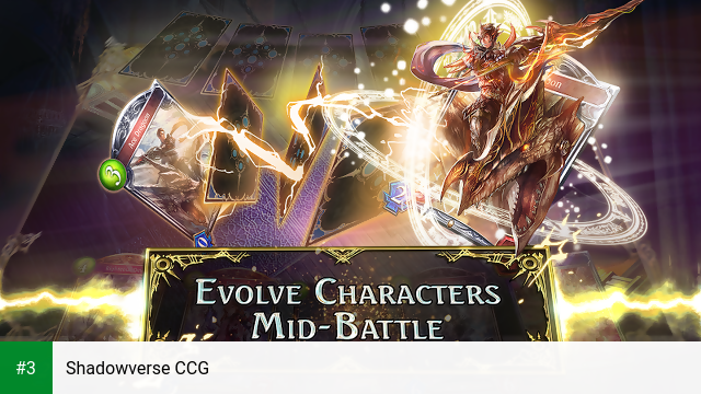 Shadowverse CCG app screenshot 3