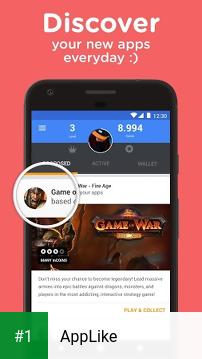 AppLike app screenshot 1