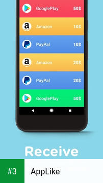 AppLike app screenshot 3