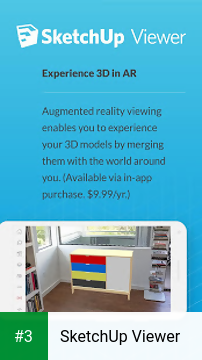 SketchUp Viewer app screenshot 3