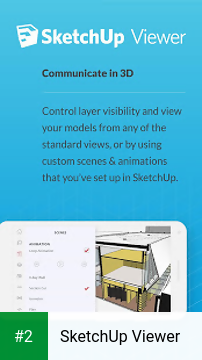 SketchUp Viewer apk screenshot 2
