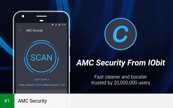 AMC Security app screenshot 1