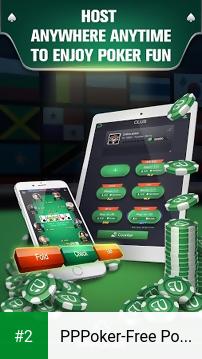 PPPoker-Free Poker&Home Games apk screenshot 2
