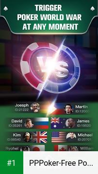 PPPoker-Free Poker&Home Games app screenshot 1