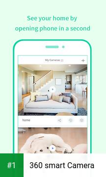 360 smart Camera app screenshot 1