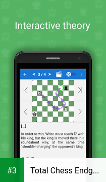 Total Chess Endgames app screenshot 3