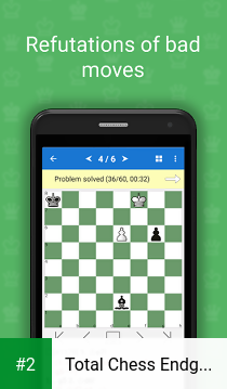 Total Chess Endgames apk screenshot 2