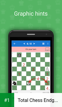 Total Chess Endgames app screenshot 1