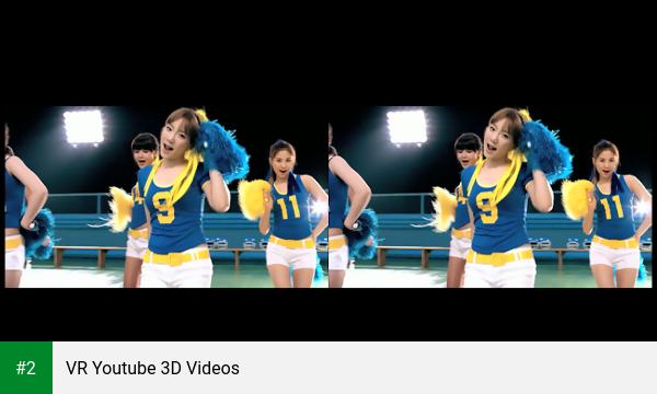 VR Youtube 3D Videos apk screenshot 2