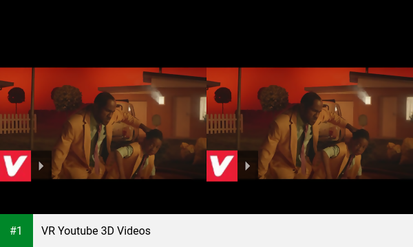 VR Youtube 3D Videos app screenshot 1