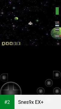 Snes9x EX+ apk screenshot 2