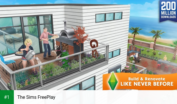The Sims FreePlay APK latest version - free download for Android