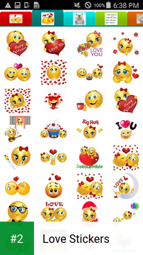 Love Stickers apk screenshot 2