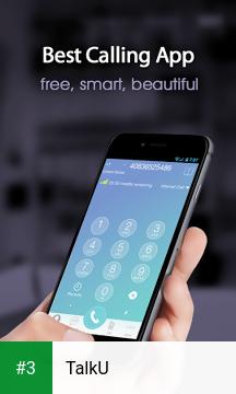 TalkU app screenshot 3