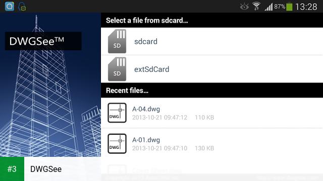 DWGSee app screenshot 3