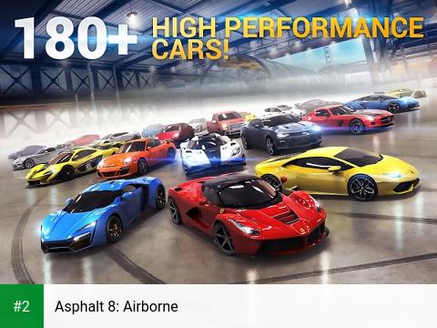 Asphalt 8: Airborne apk screenshot 2
