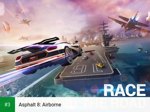 Asphalt 8: Airborne app screenshot 3
