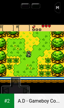 A.D - Gameboy Color Emulator apk screenshot 2