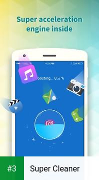 Super Cleaner app screenshot 3