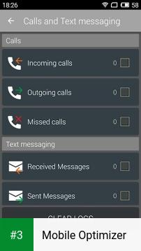 Mobile Optimizer app screenshot 3