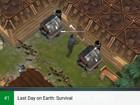 Last Day on Earth: Survival app screenshot 1