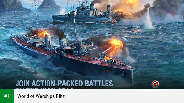 World of Warships Blitz app screenshot 1