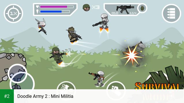 Doodle Army 2 : Mini Militia apk screenshot 2