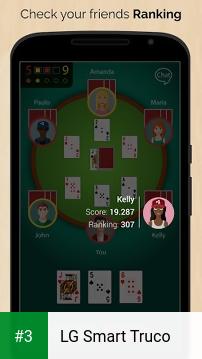 LG Smart Truco app screenshot 3
