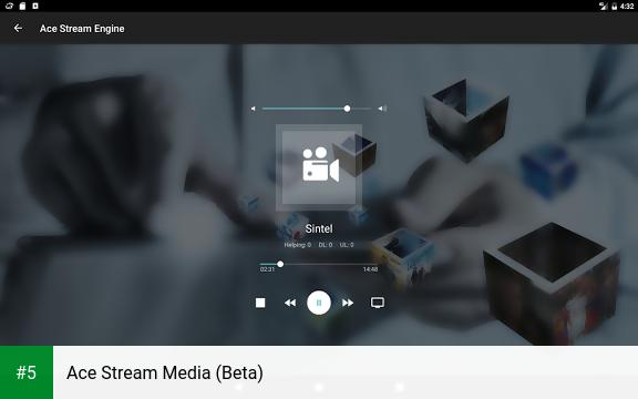 Ace Stream Media (Beta) APK latest version - free download