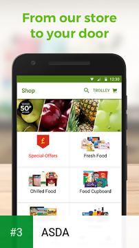 ASDA app screenshot 3