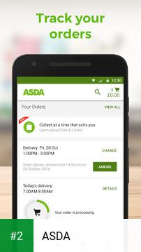 ASDA apk screenshot 2