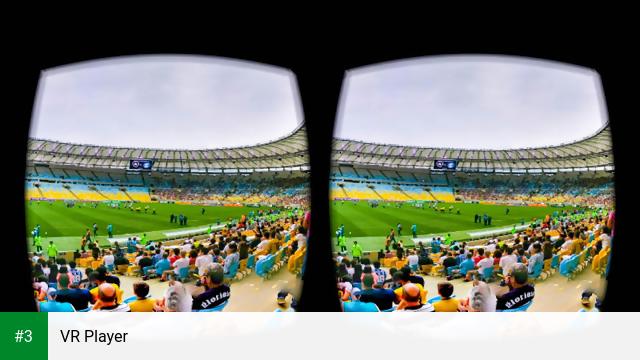 VR Player app screenshot 3