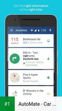 AutoMate - Car Dashboard app screenshot 1
