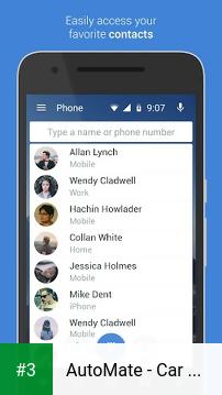 AutoMate - Car Dashboard app screenshot 3