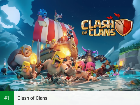 Clash of Clans app screenshot 1