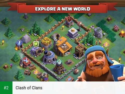 Clash of Clans apk screenshot 2