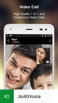 Jio4GVoice apk screenshot 2
